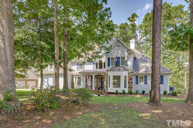 4908 Sunset Forest Circle, Holly Springs, NC 27540 (#2277640) :: Marti Hampton Team - Re/Max One Realty