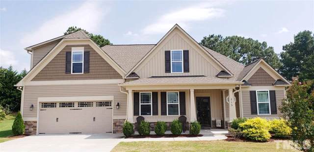 215 Windy Drive, Willow Spring(s), NC 27592 (MLS #2277657) :: The Oceanaire Realty