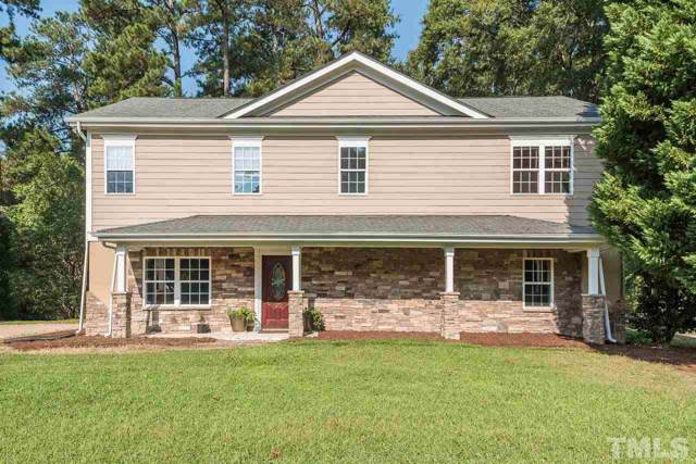 1341 Davis Drive, Apex, NC 27523 (#2277690) :: The Perry Group