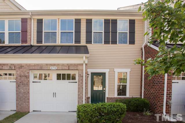 474 Panorama View Loop, Cary, NC 27519 (MLS #2278022) :: The Oceanaire Realty