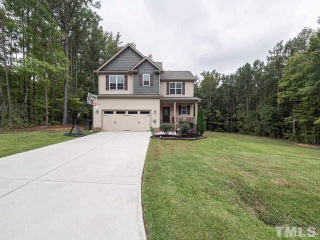 45 Ridgemont Drive, Franklinton, NC 27525 (#2278068) :: M&J Realty Group