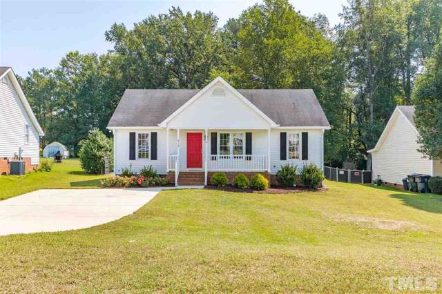 813 Lusterleaf Place, Wendell, NC 27591 (#2278111) :: Morgan Womble Group
