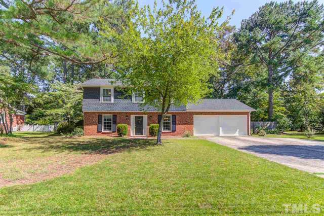 1005 Chestnut Drive, Smithfield, NC 27577 (#2278249) :: The Jim Allen Group