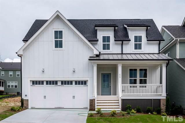 356 Vintage Point Lane #129, Wendell, NC 27591 (#2278286) :: Dogwood Properties
