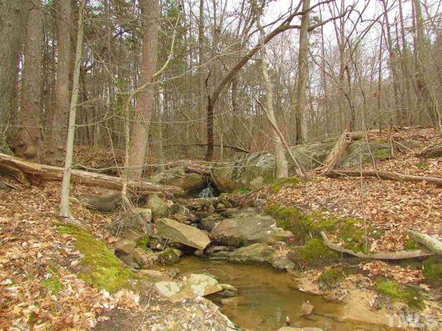 642 acres Gentry Ridge Road, Roxboro, NC 27574 (#2278309) :: The Perry Group