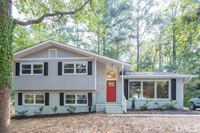 511 Colony Woods Drive, Chapel Hill, NC 27517 (#2278347) :: The Perry Group
