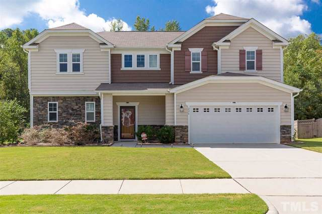 224 Congaree Drive, Holly Springs, NC 27540 (#2278715) :: Sara Kate Homes