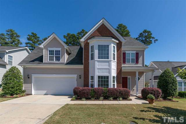 109 Braxcarr Street, Holly Springs, NC 27540 (#2279125) :: Rachel Kendall Team