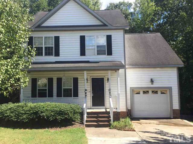 3020 Fineberg Court, Wake Forest, NC 27587 (#2279211) :: The Jim Allen Group