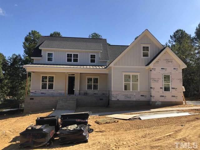 51 Bur Oak Court #475, Pittsboro, NC 27312 (#2279320) :: The Jim Allen Group