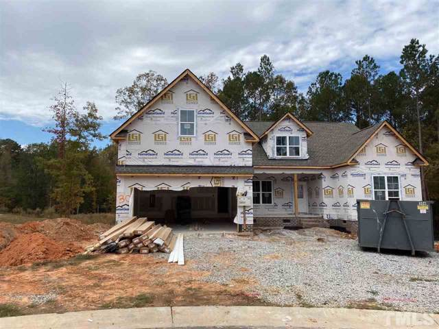 395 Hawkesburg Drive, Clayton, NC 27527 (#2279591) :: Marti Hampton Team - Re/Max One Realty