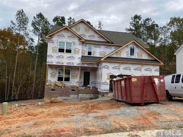 390 Hawkesburg Drive, Clayton, NC 27527 (#2279594) :: Marti Hampton Team - Re/Max One Realty