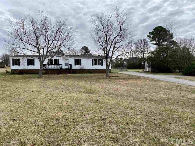 161 Blueberry Drive, Selma, NC 27576 (#2279813) :: Spotlight Realty