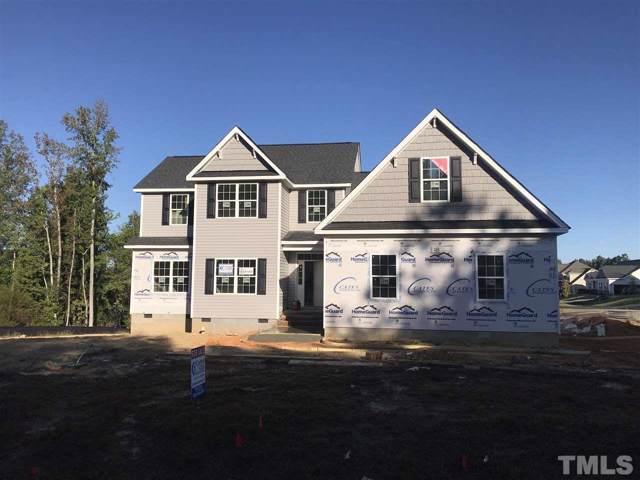 105 Swann Trail, Clayton, NC 27527 (#2280185) :: Marti Hampton Team - Re/Max One Realty