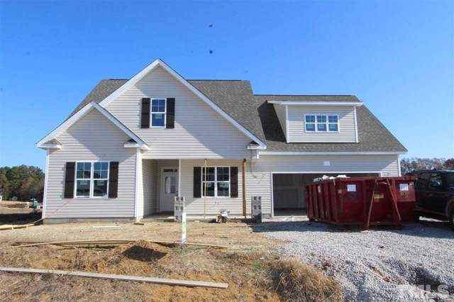 91 Heart Pine Drive, Wendell, NC 27591 (#2280250) :: The Jim Allen Group