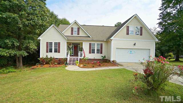 161 High Standard Lane, Angier, NC 27501 (#2280324) :: Dogwood Properties