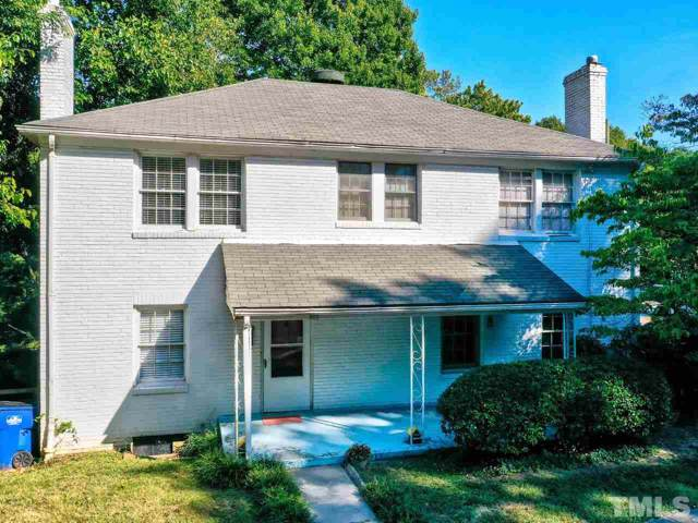 500 W Park Drive, Raleigh, NC 27605 (#2280441) :: The Perry Group