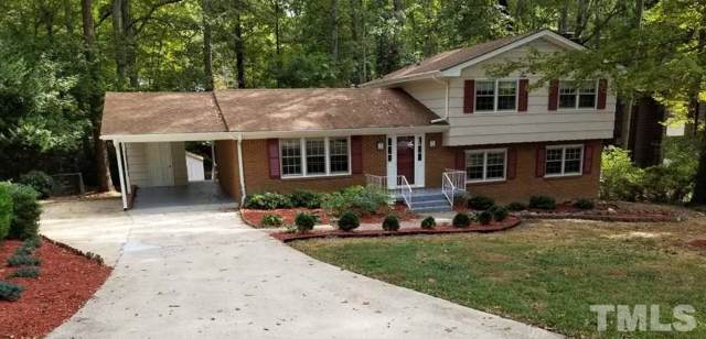 805 Ellynn Drive, Cary, NC 27511 (#2280713) :: Raleigh Cary Realty
