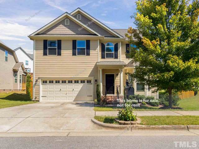 5002 Peachtree Town Lane, Knightdale, NC 27545 (#2280762) :: The Jim Allen Group