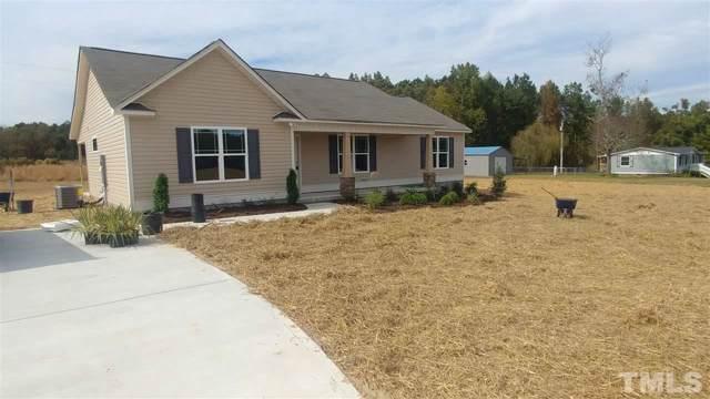 655 Ruffin Road, Princeton, NC 27569 (#2280940) :: Dogwood Properties