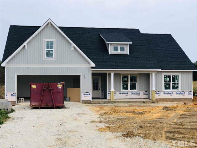 73 Fisher Road, Lillington, NC 27546 (#2280972) :: Real Estate By Design