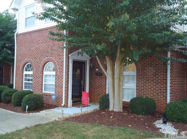 2101 Piney Brook Road #106, Raleigh, NC 27614 (#2281044) :: The Perry Group