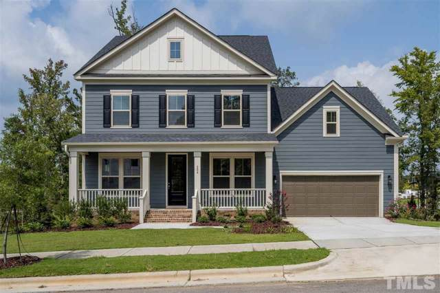 2892 Muchalls Lane #439, Apex, NC 27502 (#2281260) :: Raleigh Cary Realty