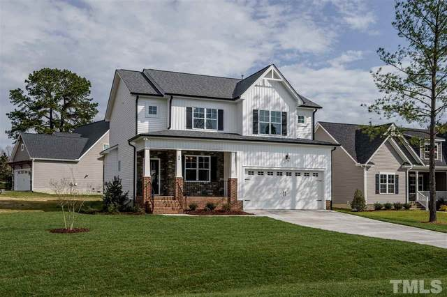 30 Walking Trail, Youngsville, NC 27596 (#2281438) :: Real Estate By Design
