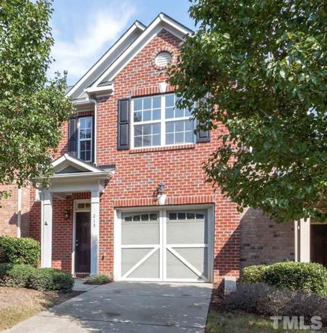 213 Presenteer Trail, Apex, NC 27539 (#2282179) :: Sara Kate Homes