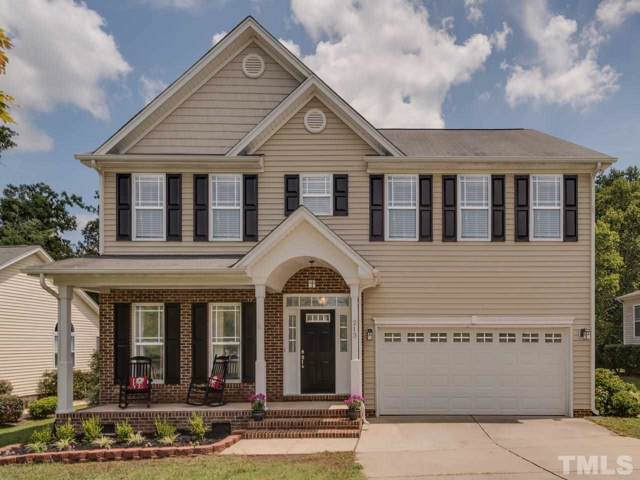 213 Rivendell Drive, Holly Springs, NC 27540 (#2282403) :: Dogwood Properties