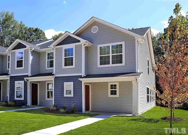 918 E Green Street F111, Franklinton, NC 27525 (#2282922) :: Dogwood Properties