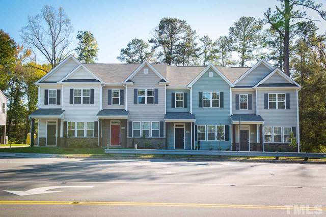 3622 Buffaloe Road #2, Raleigh, NC 27604 (#2283009) :: The Amy Pomerantz Group