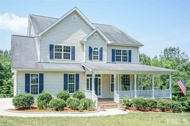 518 Old Chestnut Crossing, Moncure, NC 27559 (#2283162) :: The Jim Allen Group