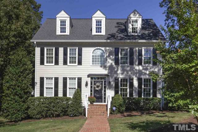 100 Flying Hills Circle, Cary, NC 27513 (#2283520) :: Dogwood Properties