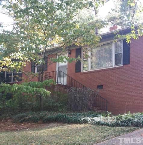 3607 Woodside Road, Garner, NC 27529 (#2283559) :: The Jim Allen Group