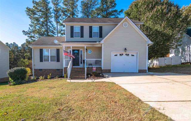 116 Rock Fish Lane, Garner, NC 27529 (#2283847) :: Real Estate By Design