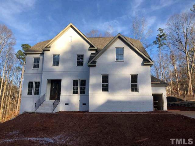 5708 Norcrest Street #3, Raleigh, NC 27612 (MLS #2283961) :: The Oceanaire Realty