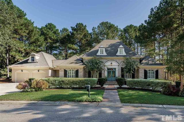 1309 Colonial Club Road, Wake Forest, NC 27587 (#2284151) :: Morgan Womble Group