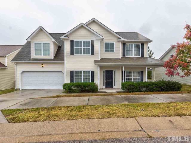 2218 Flowing Drive, Raleigh, NC 27610 (#2284177) :: Spotlight Realty