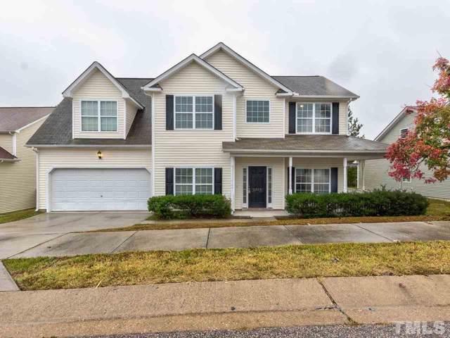 2218 Flowing Drive, Raleigh, NC 27610 (#2284177) :: Dogwood Properties