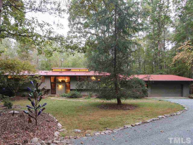 703 Damascus Church Road, Chapel Hill, NC 27516 (#2284382) :: M&J Realty Group