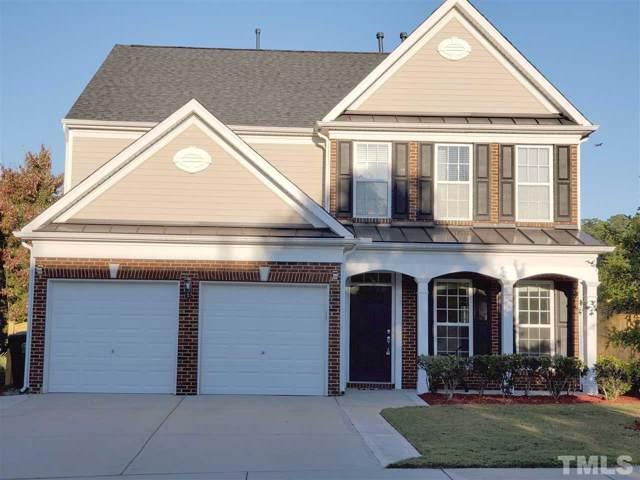1013 Delaronde Lane, Morrisville, NC 27560 (#2284506) :: The Amy Pomerantz Group