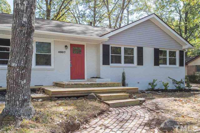 4907 Brentwood Road, Durham, NC 27713 (#2284552) :: Sara Kate Homes