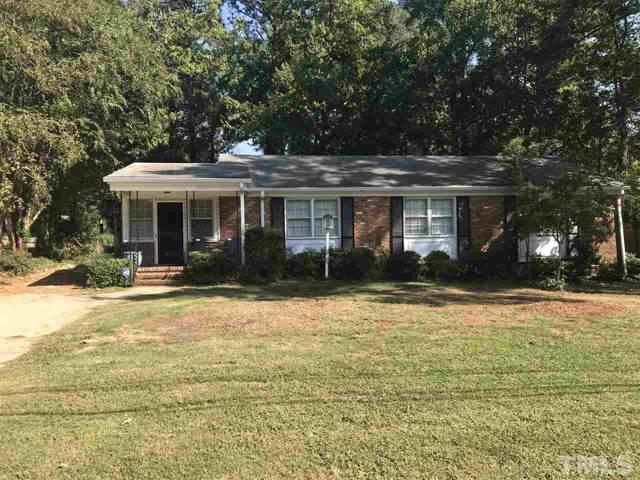 806 Faircloth Street, Raleigh, NC 27607 (#2284564) :: RE/MAX Real Estate Service