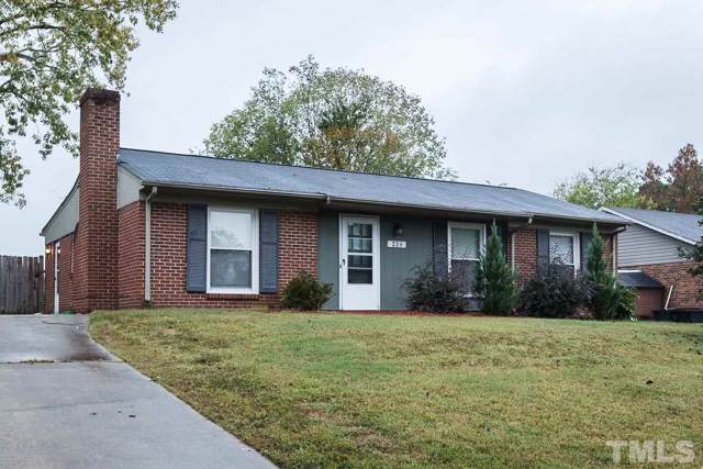 220 Woodhaven Drive, Burlington, NC 27217 (#2284647) :: RE/MAX Real Estate Service