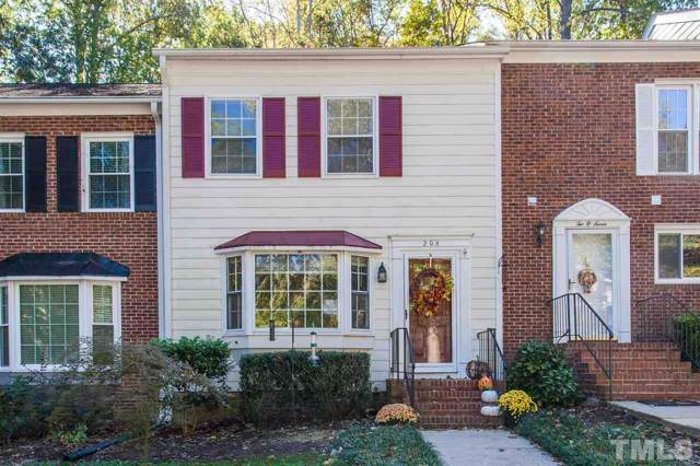 205 Barbary Court, Cary, NC 27511 (#2284879) :: Dogwood Properties
