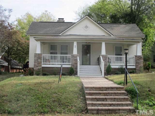 85 Jones Street, Moncure, NC 27559 (#2285097) :: Marti Hampton Team - Re/Max One Realty