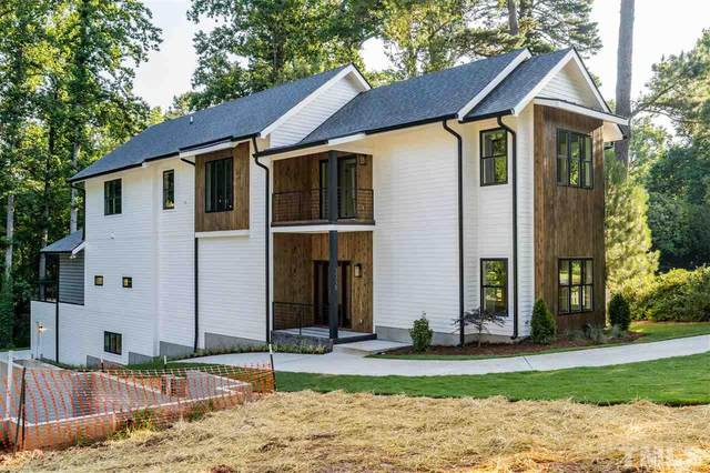 3318 Ruffin Street, Raleigh, NC 27607 (#2285712) :: Realty World Signature Properties
