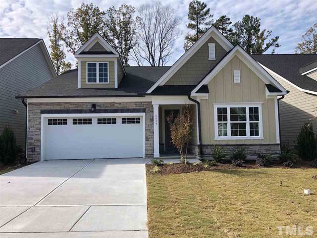 2829 Thompson Bluff Drive 90 - Ansley A-2, Cary, NC 27519 (#2285820) :: Raleigh Cary Realty