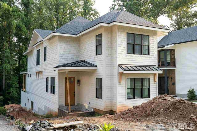 3320 Ruffin Street, Raleigh, NC 27607 (MLS #2285877) :: The Oceanaire Realty